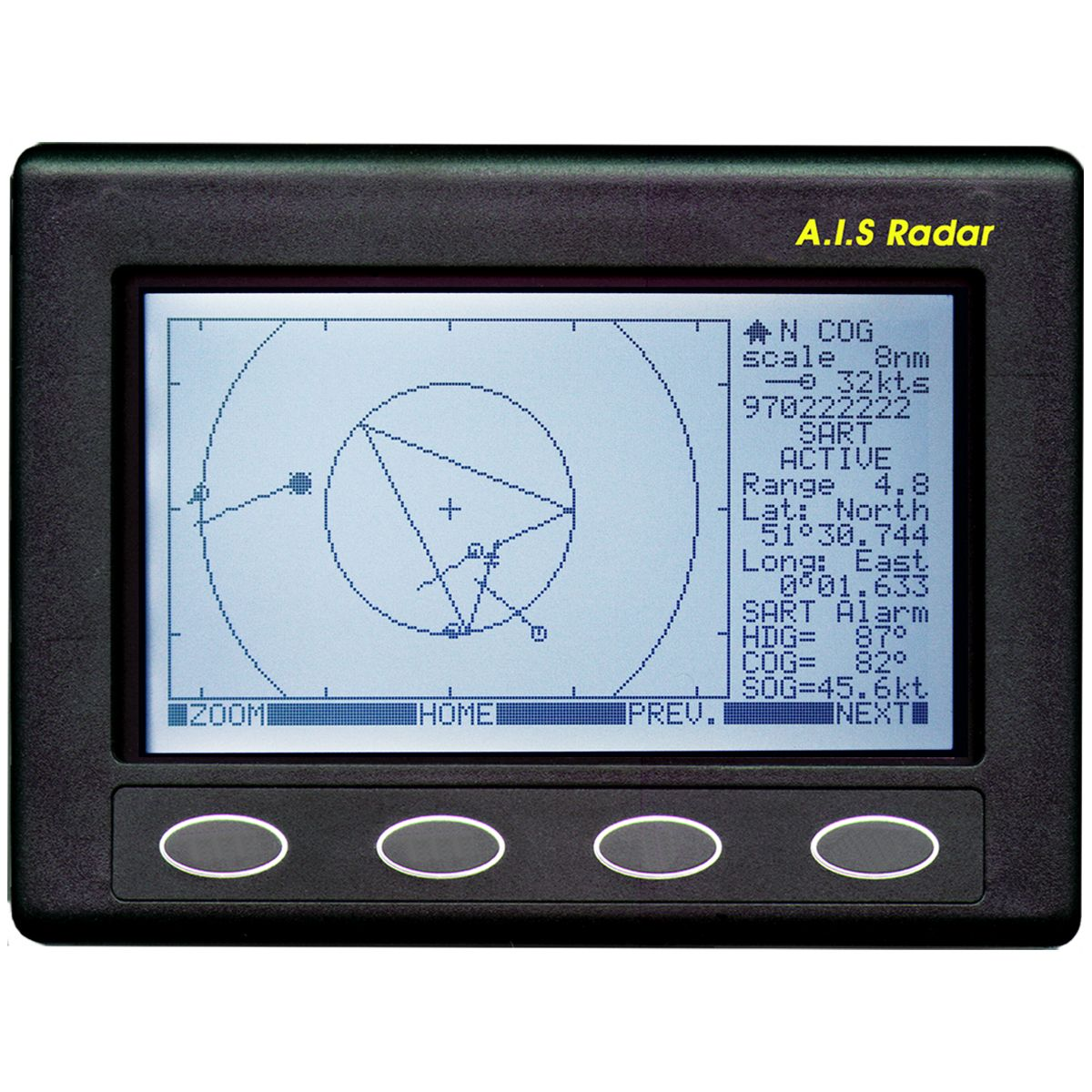 AIS SCART RADAR ais sart plotter nasa marine instruments nasa ais engine wiring diagram at reclaimingppi.co