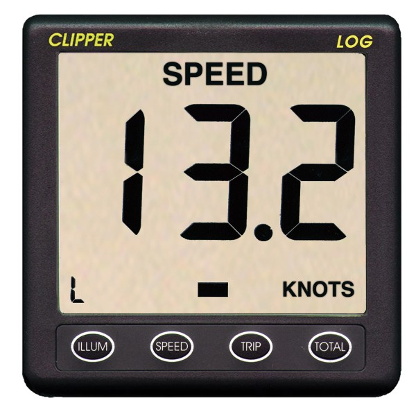 Clipper Easy log - Nasa Marine Instruments
