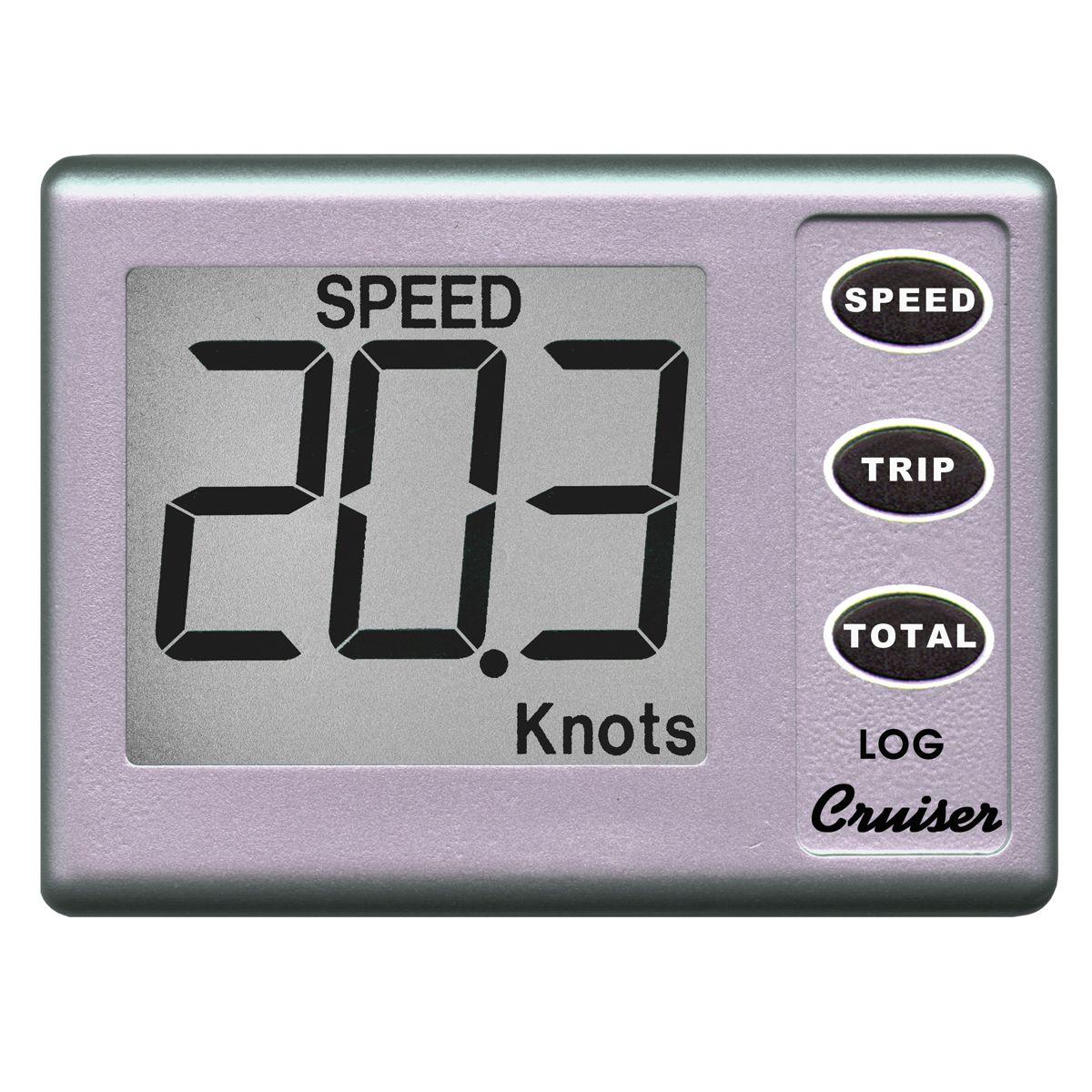 Cruiser Speed & Distance Log
