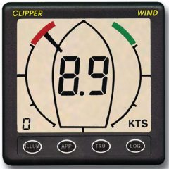 Clipper Tactical/True/Apparent Wind display