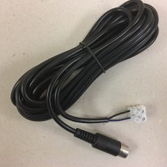 Clipper Wind NMEA Output cable (5 metre for MK1 five wire masthead systems)