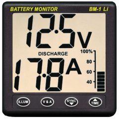 Clipper BM-1 Lithium (LiFePO4) Battery Monitor